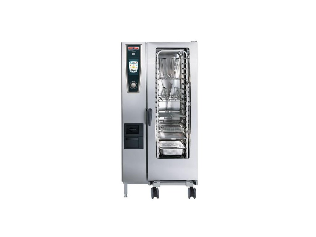 Konvektomat Rational SCC 201 WE