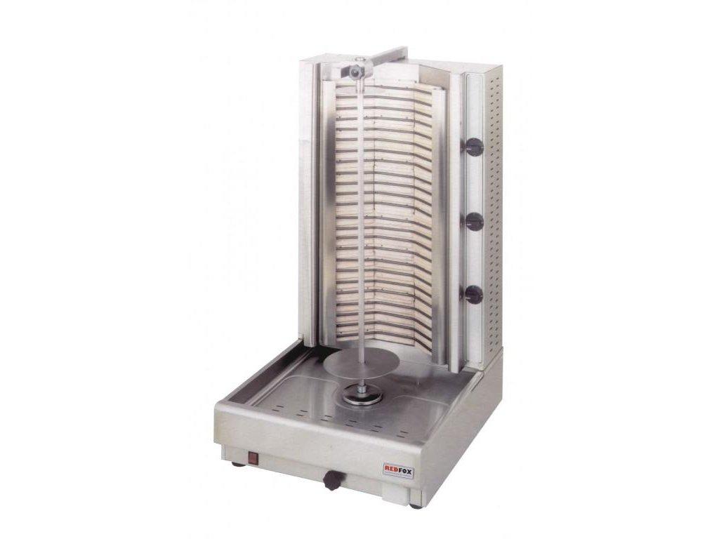 Gyros gril DE-4A elektrický