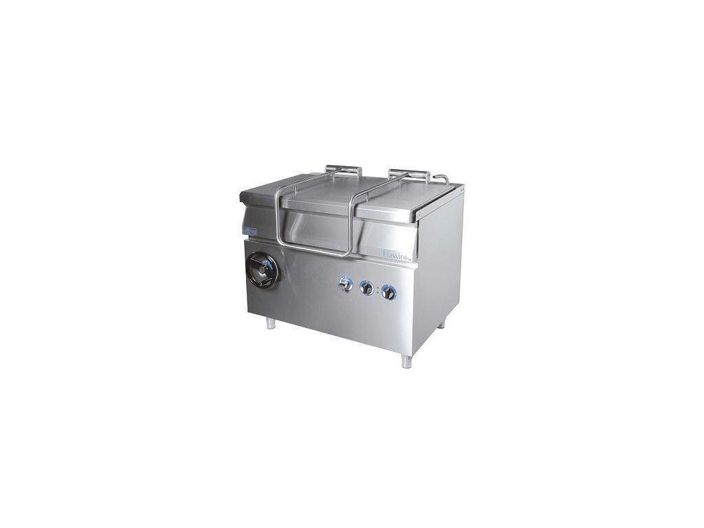 Pánev sklopná plynová ALBA G-TBP-80/900