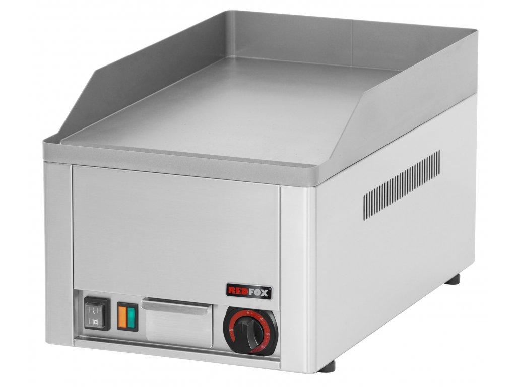 Grilovací deska hladká FTH-30E
