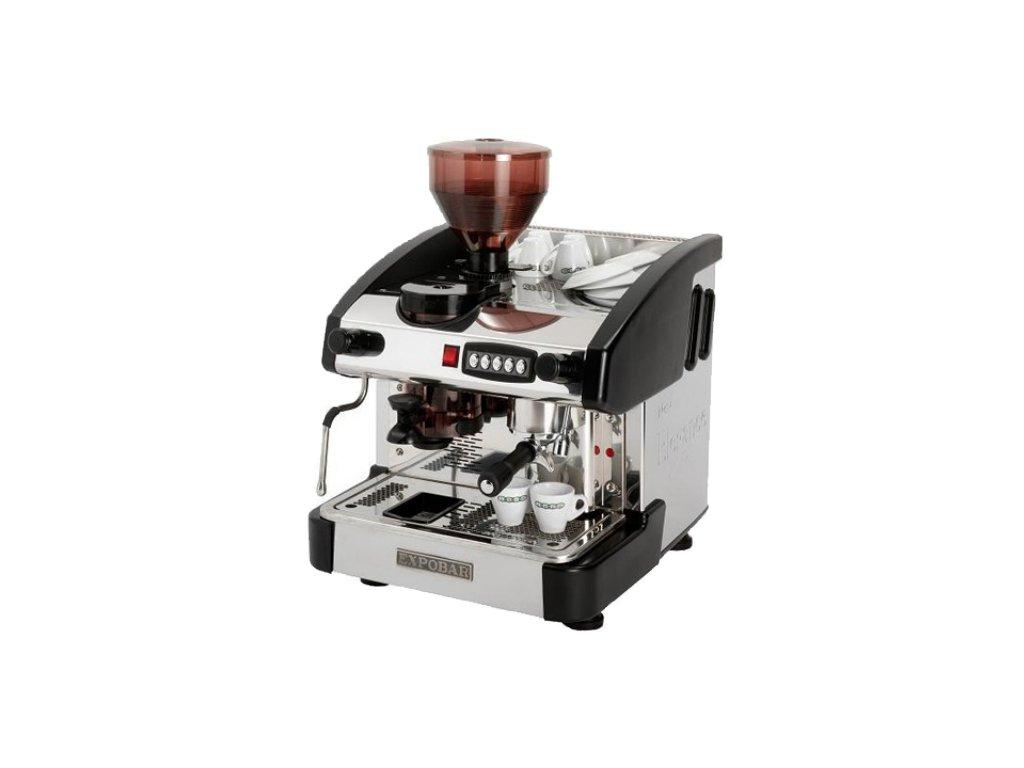 Kávovar EMC s mlýnkem