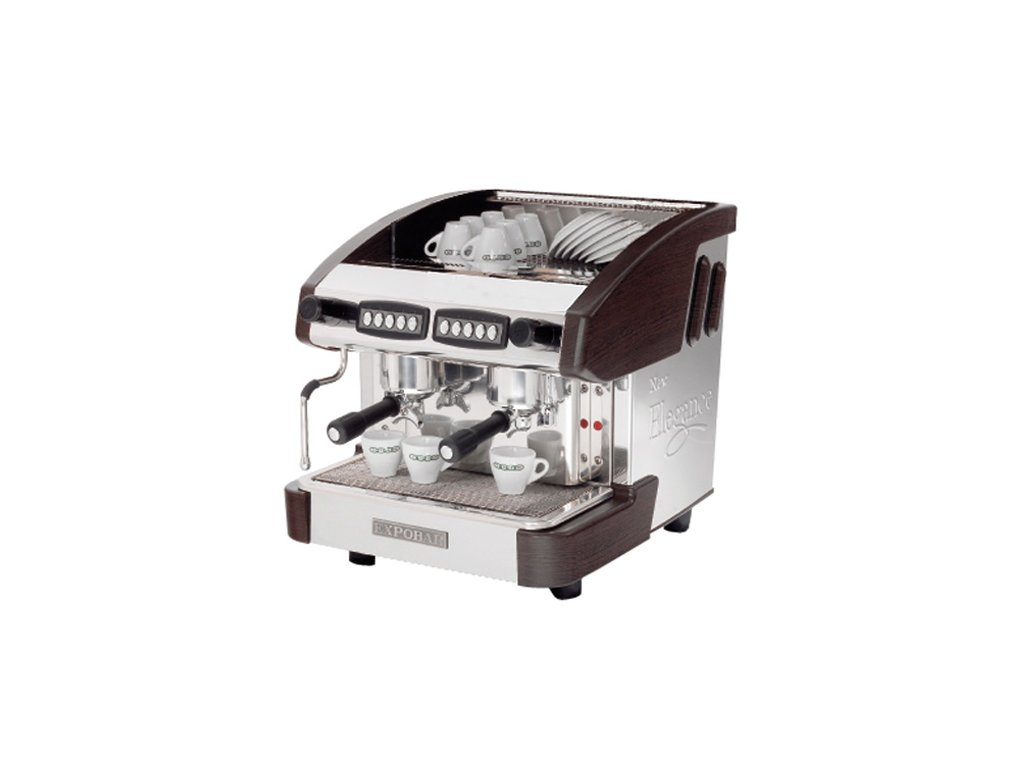Kávovar EMC 2P C