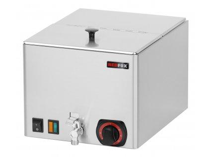 Ohřívač uzenin s výpustí WEV12