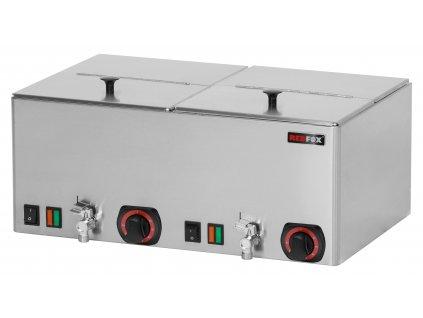 Ohřívač uzenin s výpustí WEV11
