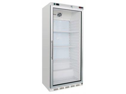 HR 600 G Lednice prosklená