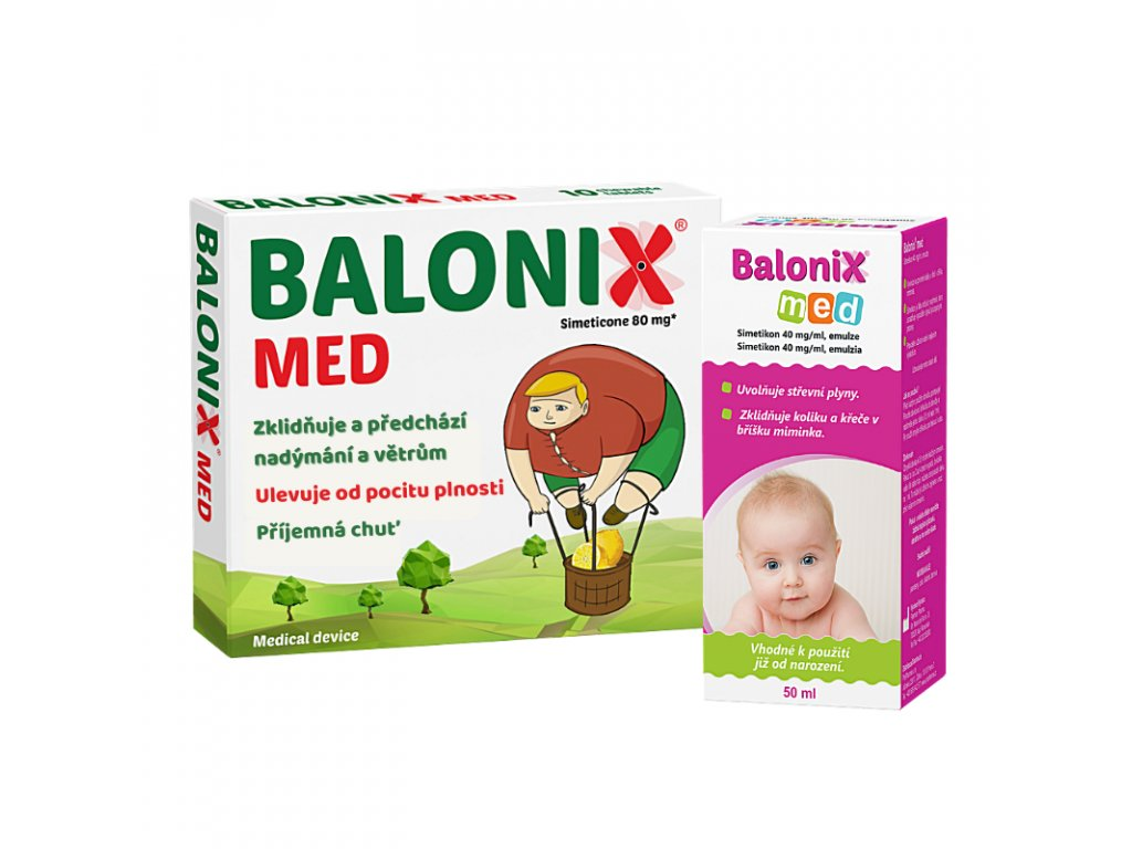 800x800 Balonix med pro děti i dospělé