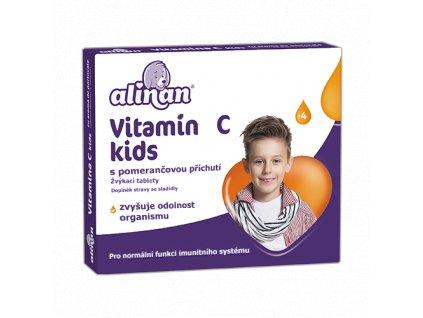 Alinan vit C portocala