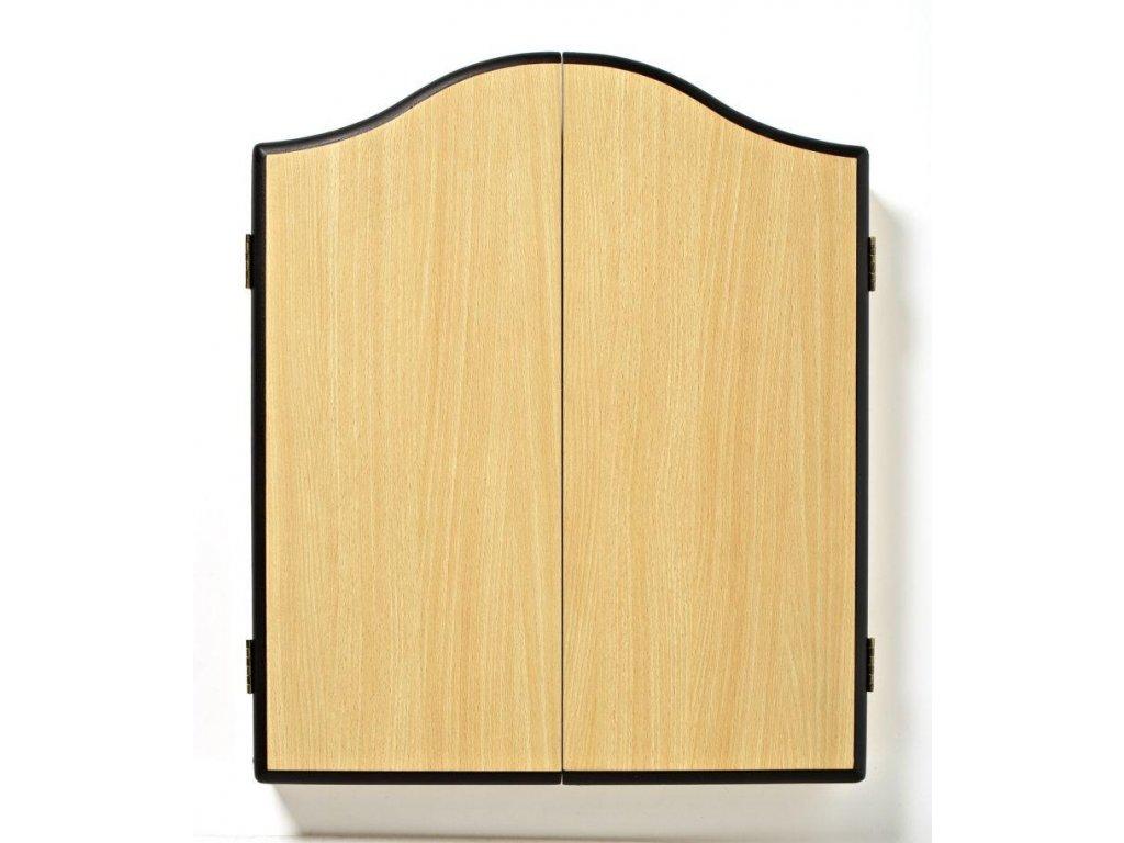 Šípkový kabinet Winmau, bukovej farby