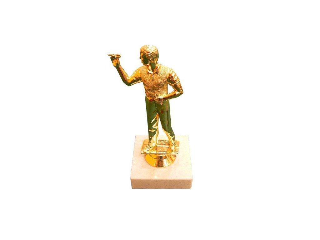 Šipková trofej, hráč, malá