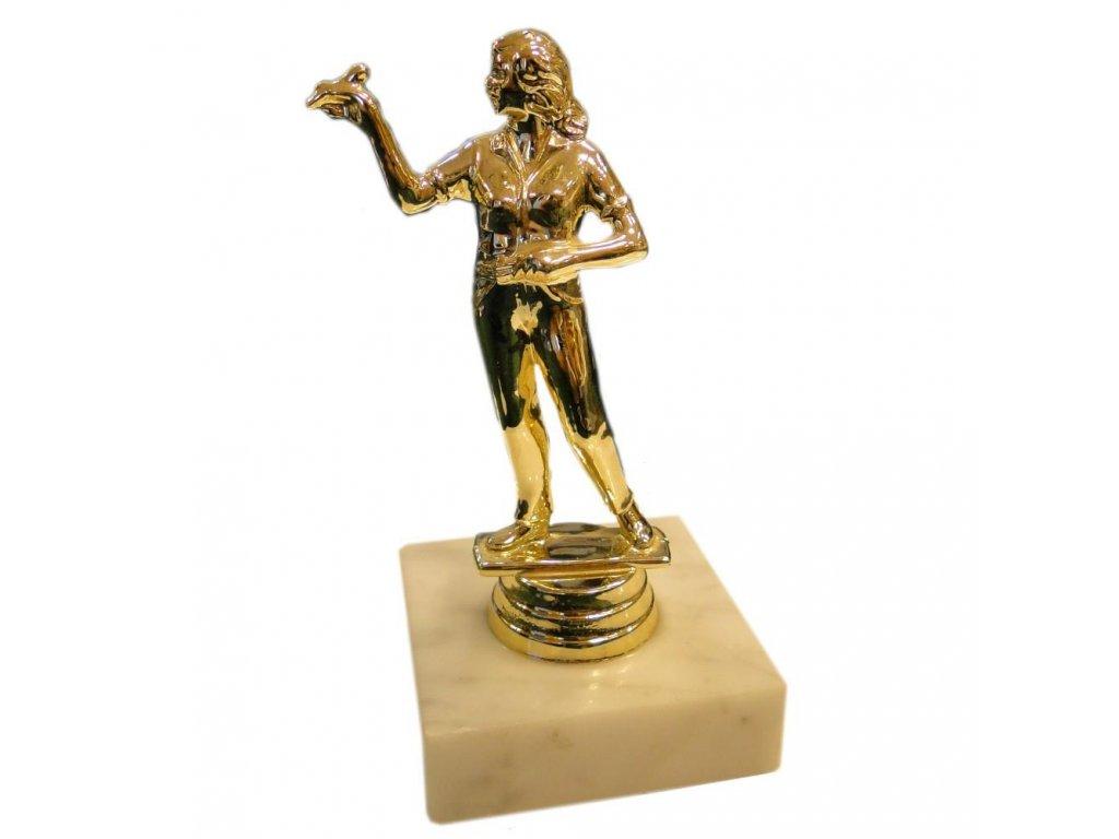 Šipková trofej malá, hračka