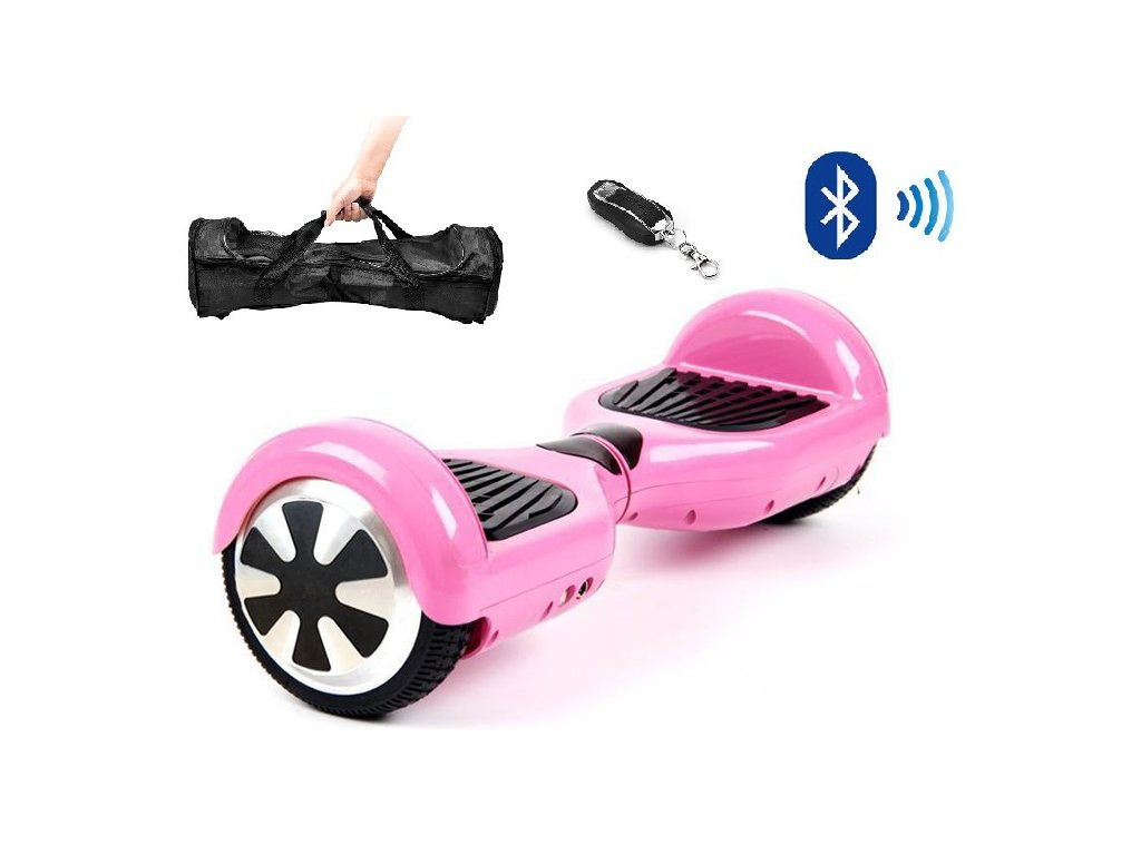 """Aboard hoverboard 6,5"""" Pink Bluetooth"""