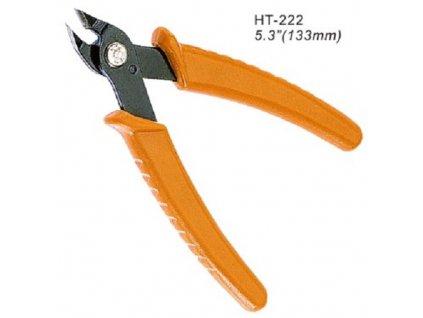 Kleště H-Tools HT-222 štípací, přesné na drát