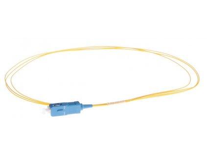 Pigtail optický SC 9/125 1m SM, 0,9mm