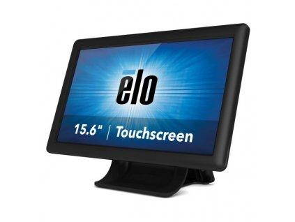 "Dotykový monitor ELO 1509L, 15,6"" LED LCD, IntelliTouch (SingleTouch), USB, VGA, lesklý, černý"