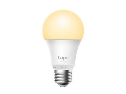 Chytrá žárovka TP-Link Tapo L510E E27, 8,7W, 230V, přes IP, stmívatelná, 2700K