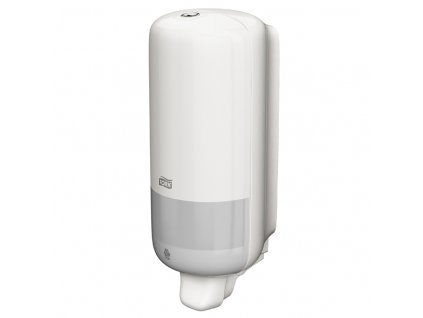 Dávkovač Tork Elevation S-Box S1 na tekuté a sprejové mýdlo, bílý, 1l