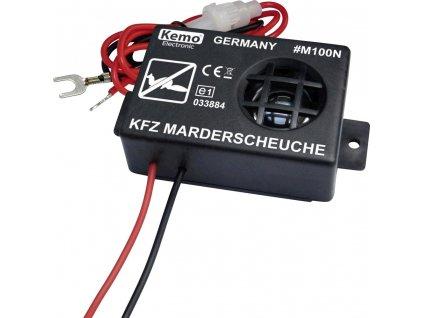Odpuzovač KEMO Electronic kun M100N pro montáž do auta