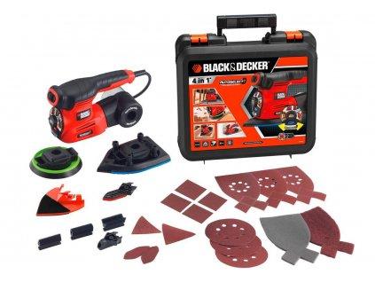 Multifunkční bruska Black&Decker KA280K
