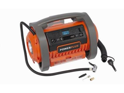 Kompresor Powerplus POWDP7030 20 V / 220 V bez baterie