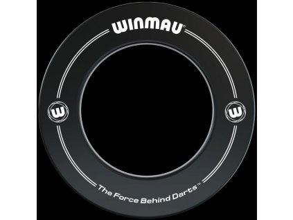 Ochrana k terčům Winmau s logem, černá