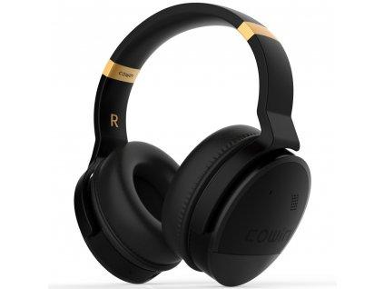 Sluchátka Cowin bezdrátová E8, černo - zlatá