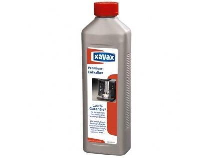 Čisticí prostředek XAVAX odstraňovač vodního kamene z konvic a kávovarů, Premium, 500 ml