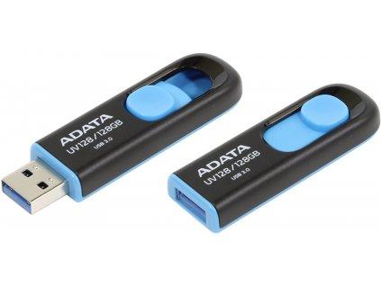 Flashdisk Adata UV128 128GB blue (USB 3.0)