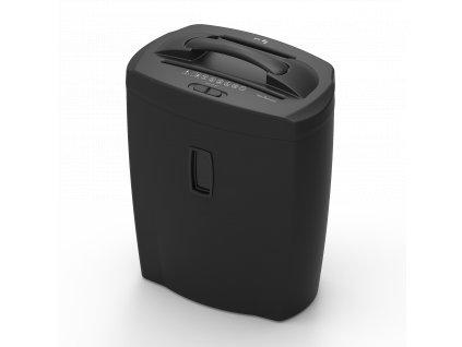 Skartovač AT-10C DIN 3, 5x18mm, 8 listů, 21l, CD+DVD, Credit Card