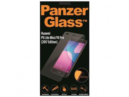 Tvrzené sklo PanzerGlass Edge-to-Edge pro Huawei P9 Lite mini čiré
