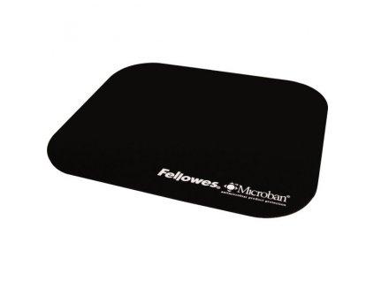 Podložka Fellowes Microban pod myš, černá
