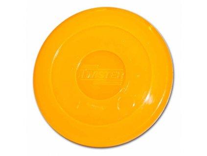 Puk na vzdušný hokej, oranžový, 70mm