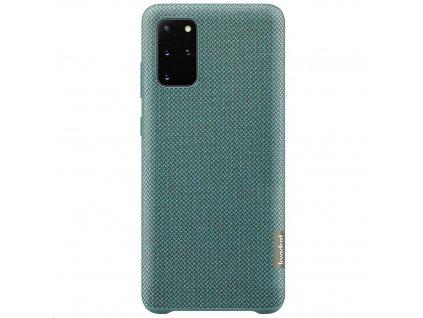Pouzdro Samsung S20+ ekologické z recyklovaného materiálu , Green