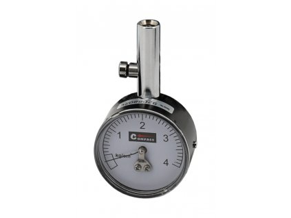 Měřič tlaku v pneu Compass PROFI 0,3 - 4 Atm
