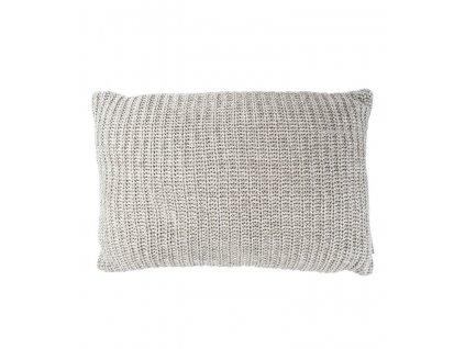 Vyhřívaný polštář Hugo Frosch Sylt z BIO bavlny, uvnitř termofor Eco Classic Comfort