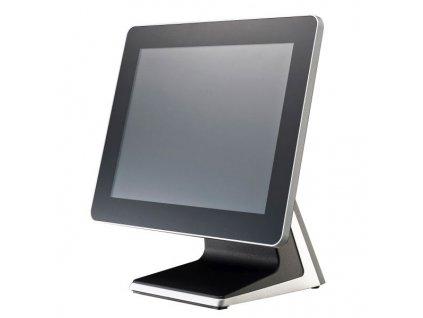 """Monitor FEC AM1012 12"""" LED LCD, bez rámečku, černo-stříbrný"""