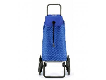 Nákupní taška Rolser I-Max Ona Rd6 s kolečky do schodů, modrá