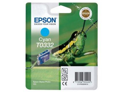 Inkoust Epson Ink T0332 azurový