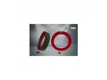 XQ Max LED osvětlení, červené