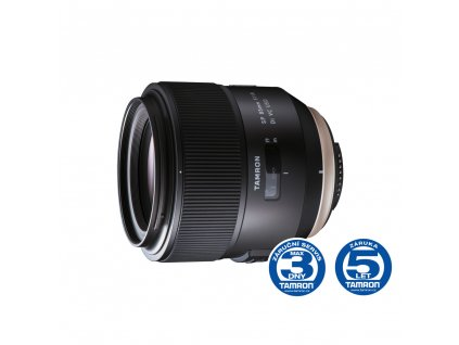 Objektiv Tamron AF SP 85mm F/1.8 Di VC USD pro Canon,rozbaleno