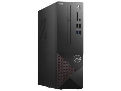 Počítač Dell Vostro 3681 SF i3-10100, 8GB, 256GB SSD, DVDRW, Wifi, W10 Pro, 3Y NBD