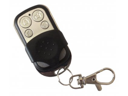 Klíčenka iGET SECURITY P5 dálkové ovládání k obsluze alarmu M3B