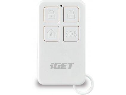 Klíčenka iGET SECURITY M3P5 dálkové ovládání pro alarmy M3 a M4