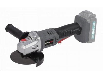 Úhlová bruska Powerplus POWEB3510 18 V 115 mm bez baterie