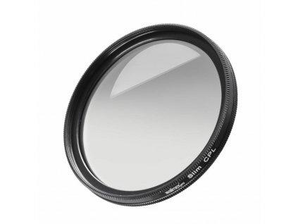 Filtr Walimex PRO CPL Slim 52mm