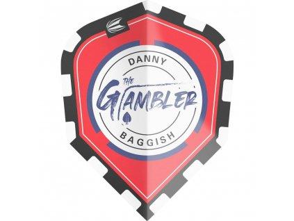 Letky na šipky Target Danny Baggish G1 Pro.Ultra No6 2021