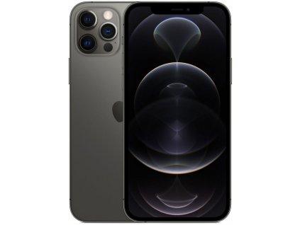 Mobilní telefon Apple iPhone 12 Pro 256GB, grafitově šedý