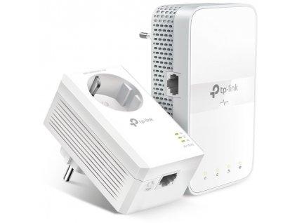 Powerline ethernet TP-Link TL-WPA7617 KIT 1000Mbps, WiFi, set TL-WPA7617 a TL-PA7010