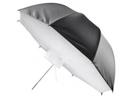 Softbox Walimex pro deštník 109 cm, bílý