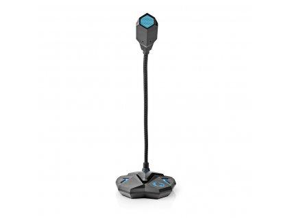 Mikrofon Nedis stolní herní, USB