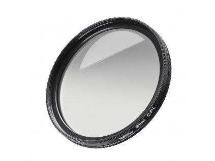 Filtr Walimex PRO CPL Slim 58mm
